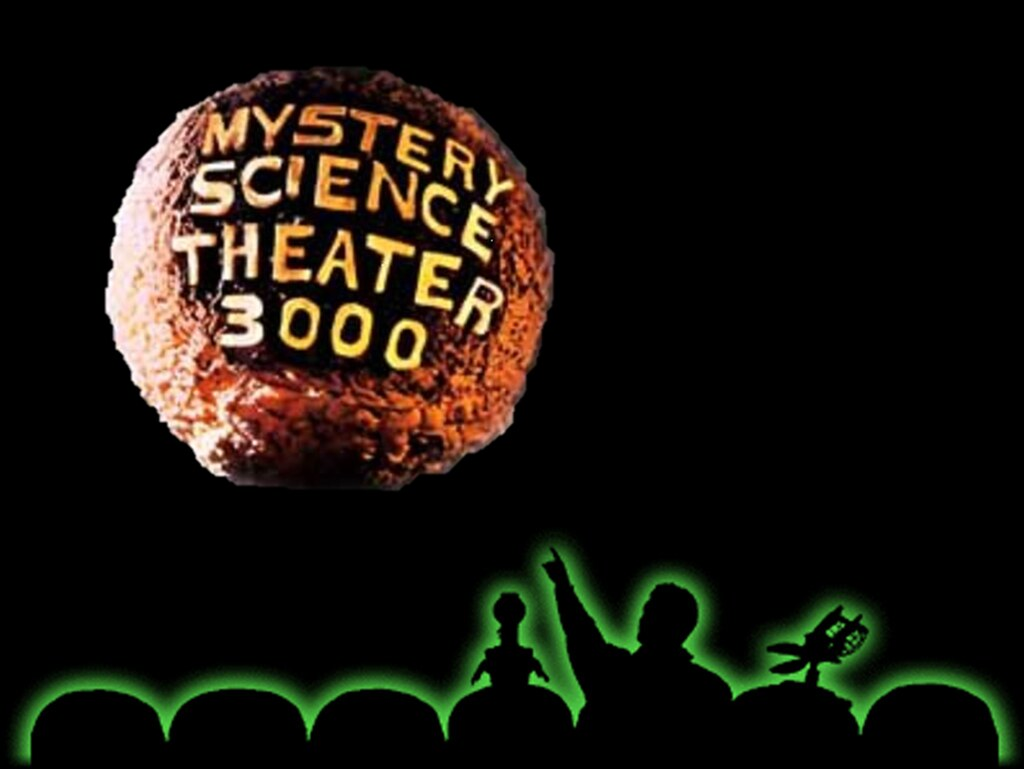 3d A Letter Wallpaper Cinephilia Mystery Science Theater 3000 Been A While