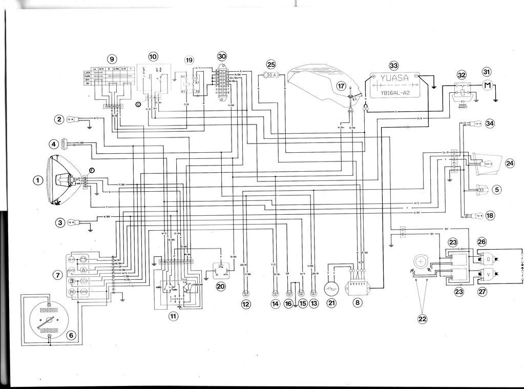 ducati monster wiring diagram