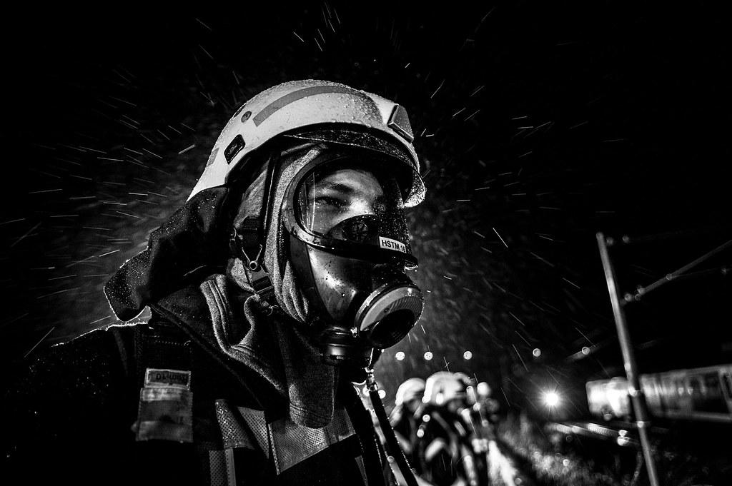 Tobi Wallpaper 3d Anonymous Firefighter Der Unbekannte Feuerwehrmann Flickr
