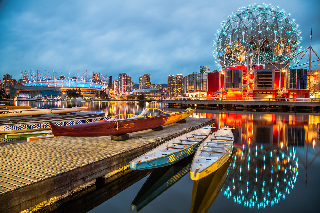 New 3d Wallpaper 2018 Vancouver Science World After It S Amazing Yet