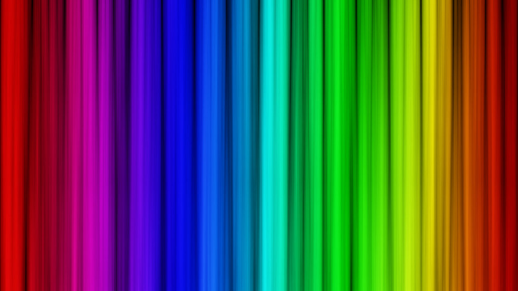 3d Abstract Rainbow Wallpaper The Vertical Rainbow You Can Use This Photo However You