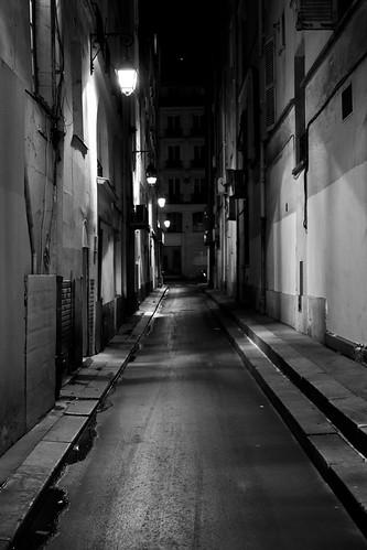 Dark 3d Wallpaper Ruelle Sombre Ambiance Glauque Dans Une Ruelle