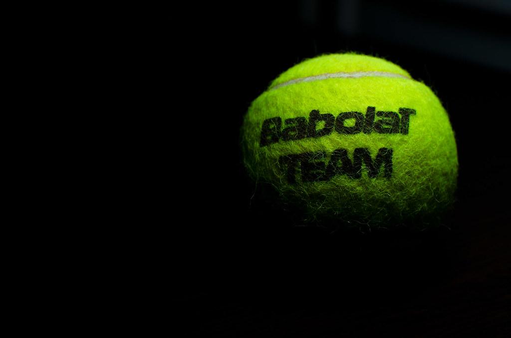 The Best 3d Wallpapers In The World Tennis Ball Wallpaper Xelfdev Flickr