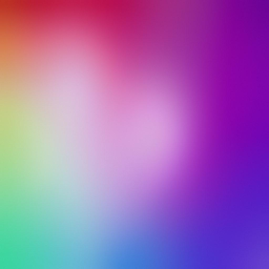 Purple 3d Wallpaper Rainbow Vague 2048 X 2048 Pixel Image For The 3rd