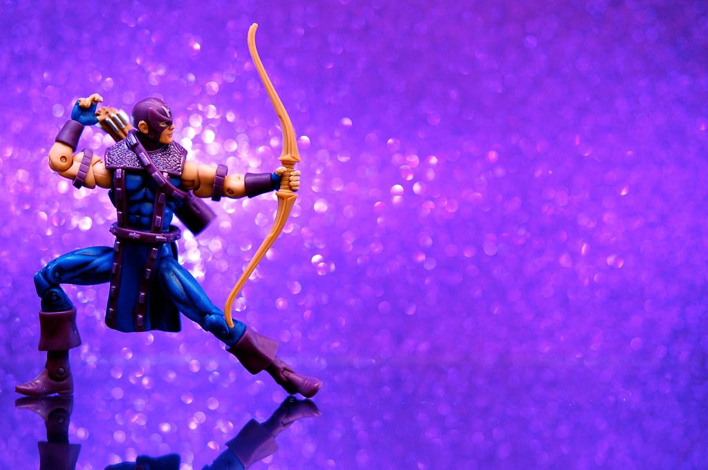 New 4k 3d Hd Wallpaper Universal Hawkeye A 3 3 4 Inch Hawkeye Figure From