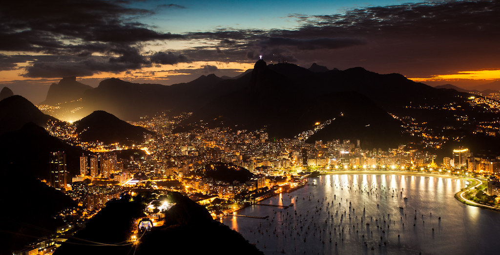 Kiss Day Wallpaper Hd Rio De Janeiro By Night Jack Hynes Flickr