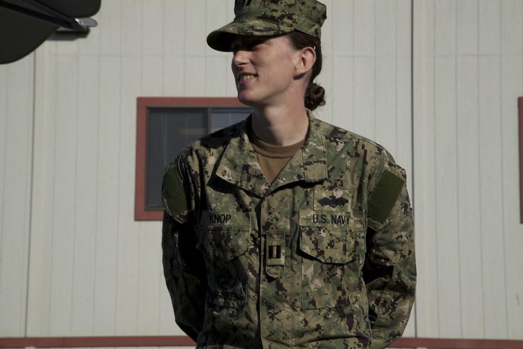 Lieutenant Jennifer E Knop, Civil Engineer Corps, United \u2026 Flickr