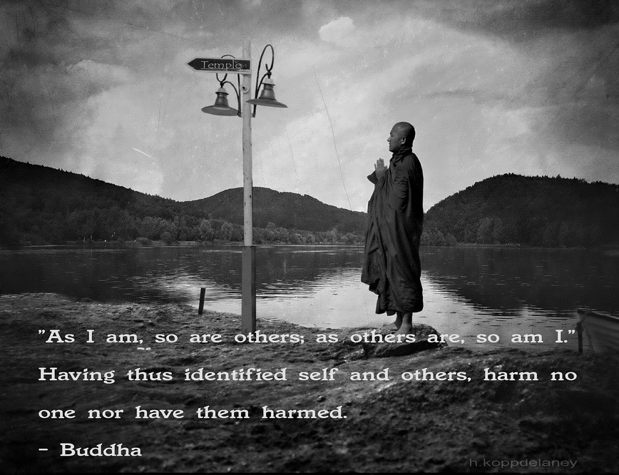 Buddha Quotes Wallpaper In English Buddha Quote 10 Quot As I Am So Are Others As Others Are