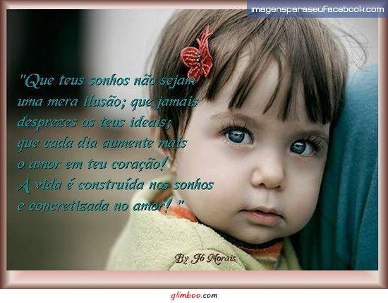 N 3d Wallpaper Imagens De Criancas Para Facebook Recados Mensagens En