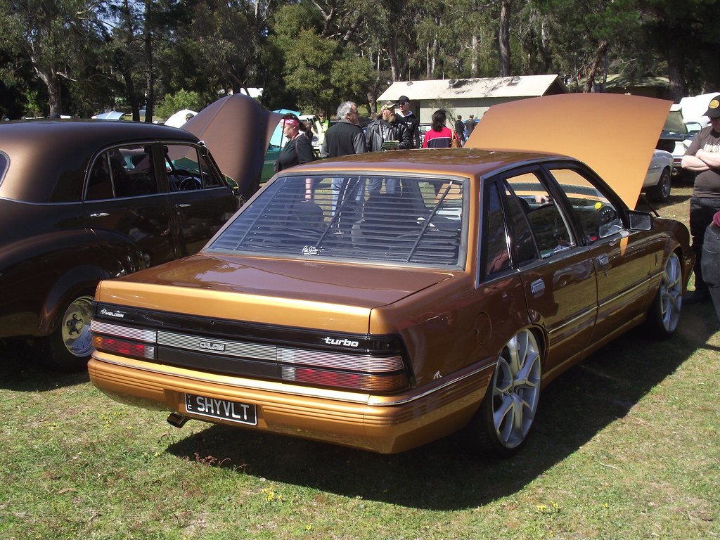 New Car Wallpaper 3d 1988 Holden Vl Calais Turbo Rarely Seen Today Are These