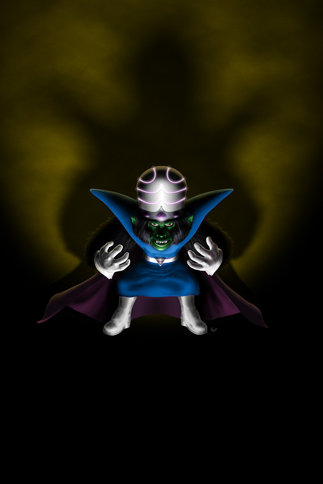 3d Wallpaper Mojo Jojo Retina Iphone Background Thomas Gehrke Flickr