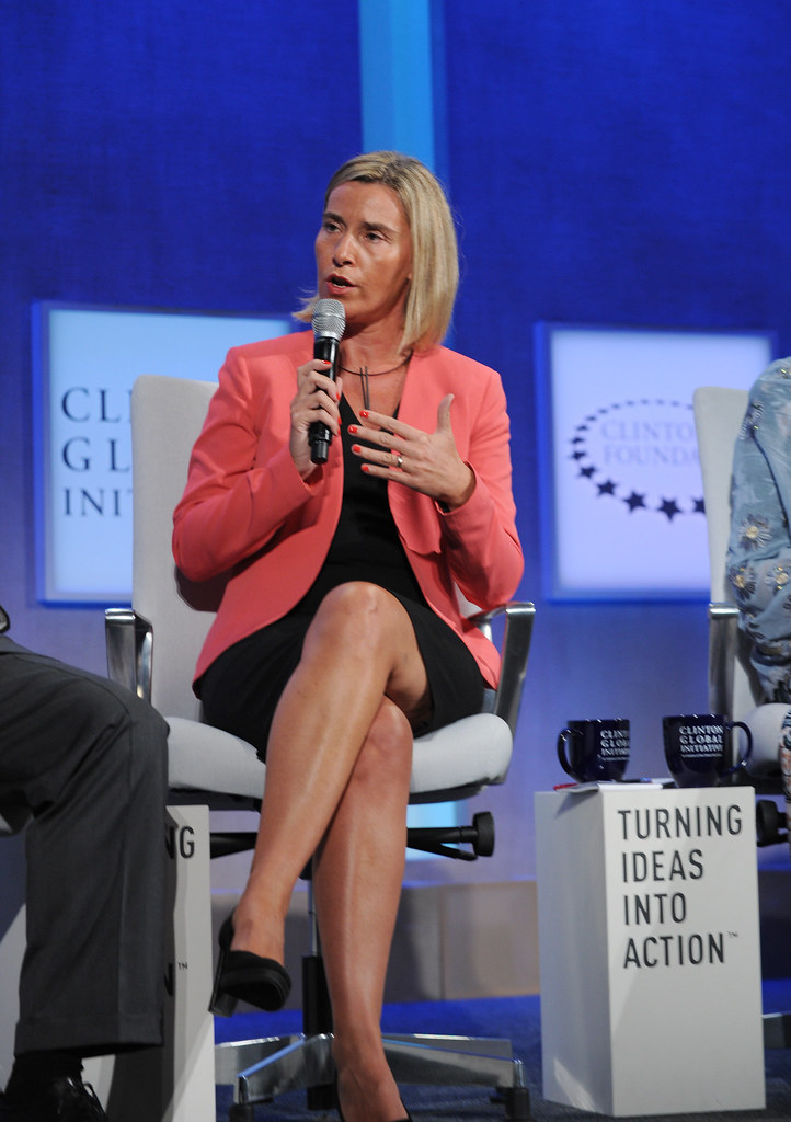 3d World Wallpaper World Federica Mogherini At 71th Plenary Session Of The United N