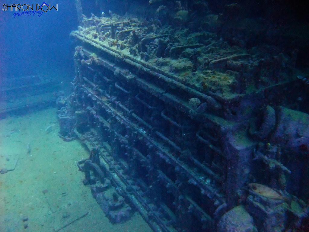 Coral Reef Wallpaper Hd Bajan Queen S Engine Room Photographed In Carlise Bay