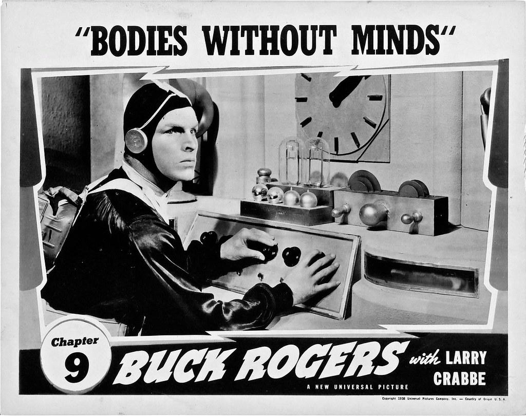 Gangster Wallpaper 3d Buck Rogers Chapter 9 1939 This Abridgement Of