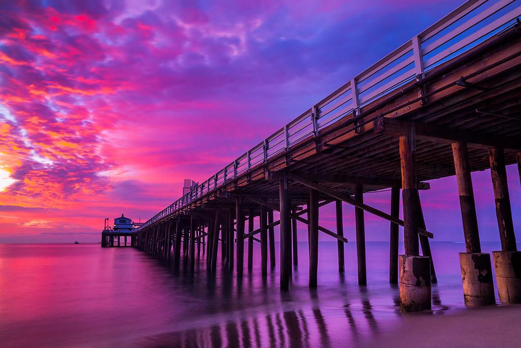 Sweet 3d Hd Wallpaper Purple Haze Malibu Ca Well Now It S Been A While The