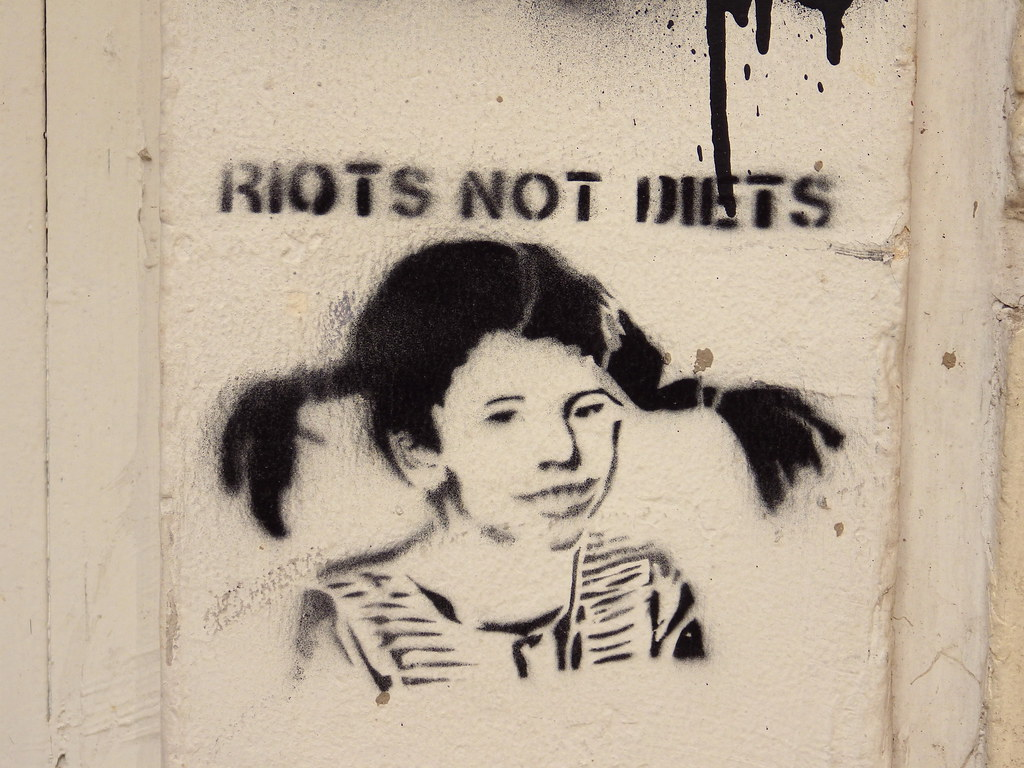 Get It Girl Wallpaper Riots Not Diets 2013 Athens Exarcheia Greece