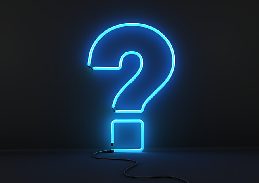 Question Mark Hd Wallpaper Neon Question Mark Neon Question Mark Created For Www