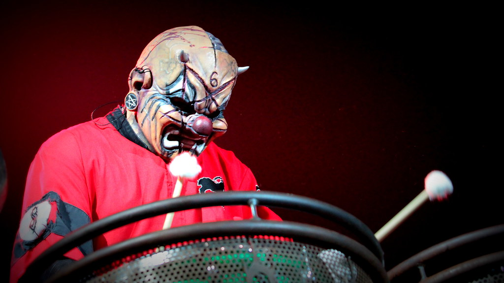Slipknot 3d Wallpaper Shawn Crahan Slipknot Slipknot Mayhem Fest Camden N