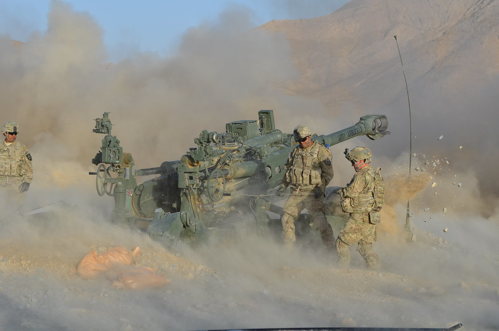 Memes Wallpaper 3d Red Lion Soldiers Fire M 777s At Fob Al Masaak Image 4 Of