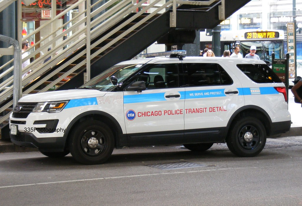 New Car Wallpaper 3d Chicago Police Transit Transit Detail Ford Explorer