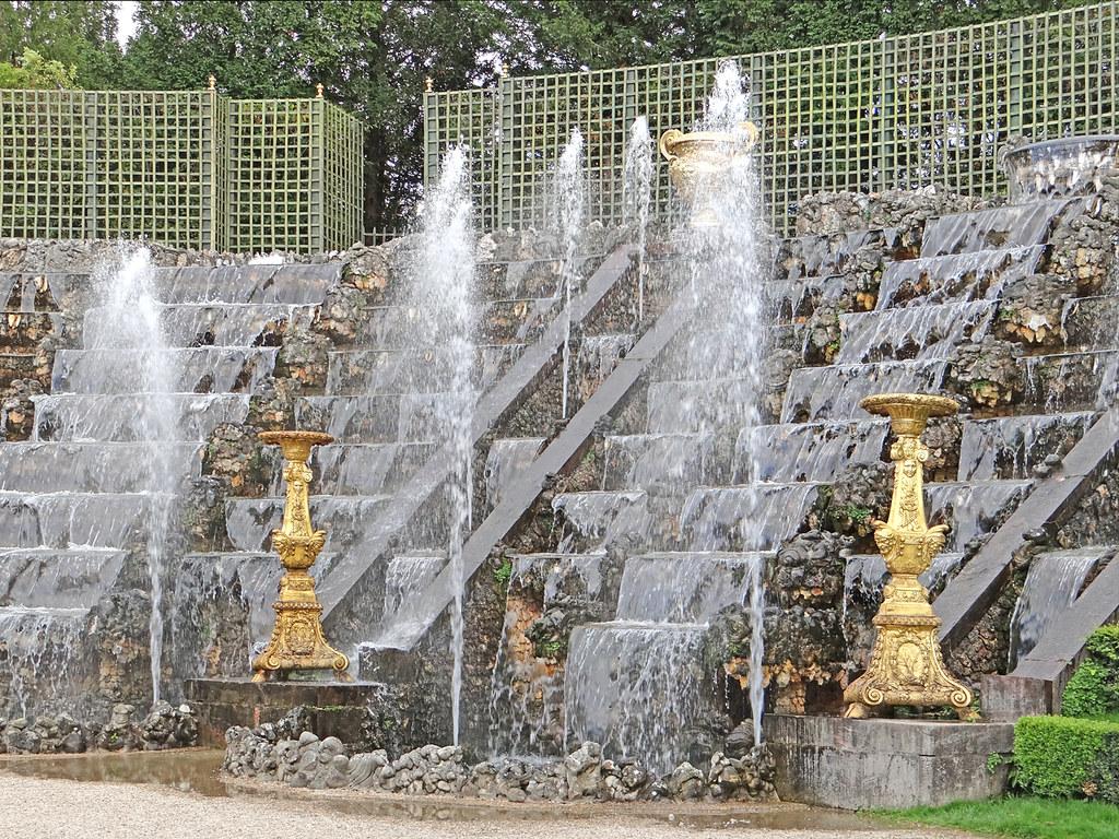 3d Garden Wallpaper Free Le Bosquet Des Rocailles Versailles Ce Bosquet