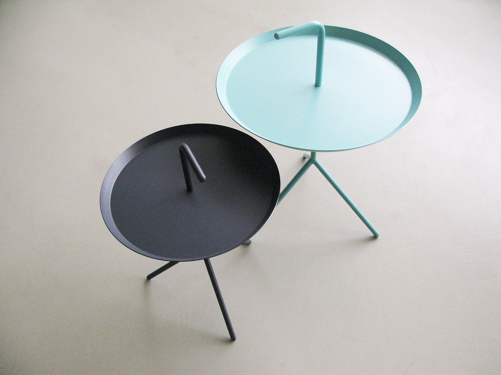 Hay Dlm Dlm Side Table By Hay Disponibile Da Magma