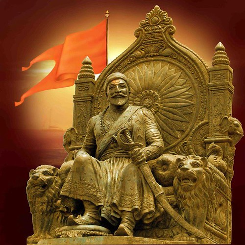 Shivaji Raje 3d Wallpaper Shivaji Maharaj Ishan Sanyal Flickr