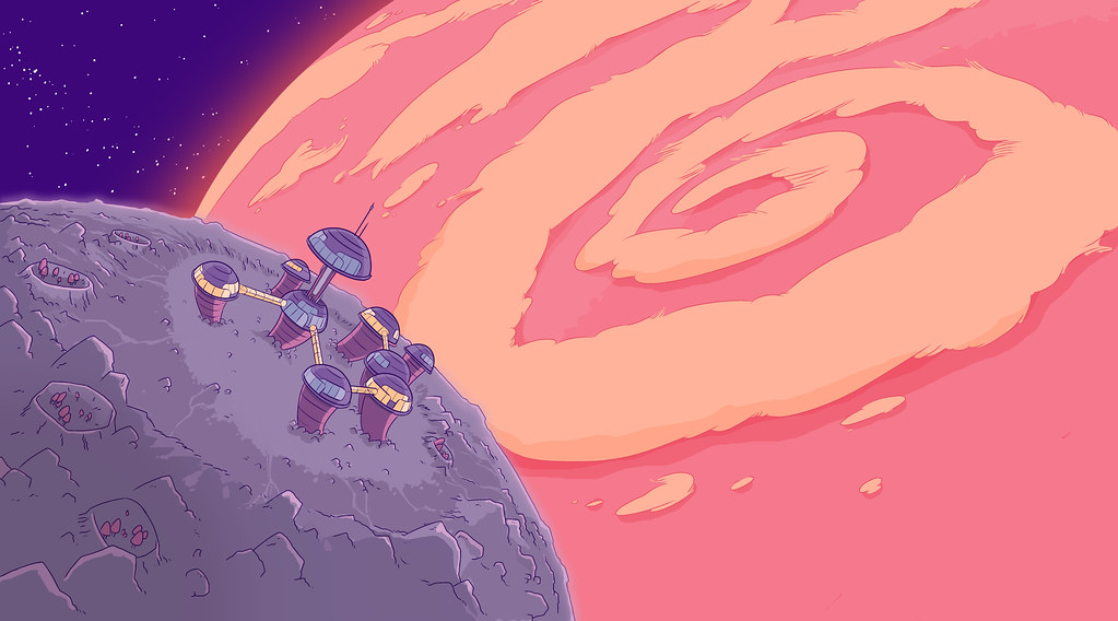 Simple Wallpapers Colors Fall Space Moon Of Glendale Time Station Quot Time Slime