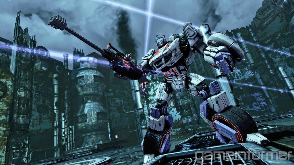 A Wallpaper Fall Transformers Fall Of Cybertron Jazz Hero Shot 2