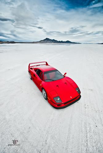 My Photo 3d Wallpaper Ferrari F40 Vertical I Thought Vertical Framing Was