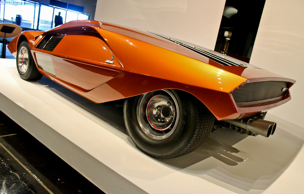 Car Wallpaper In 3d Lancia Stratos Hf Zero By Bertone This Car Is Absolutely