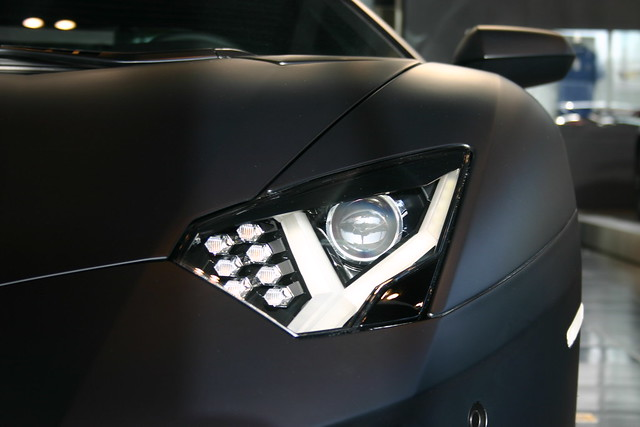 Gallardo Car Hd Wallpapers Aventador Headlight Flickr Photo Sharing