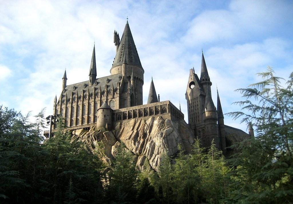 Free Landscape Wallpaper Hd Hogwarts Castle The Wizarding World Of Harry Potter At