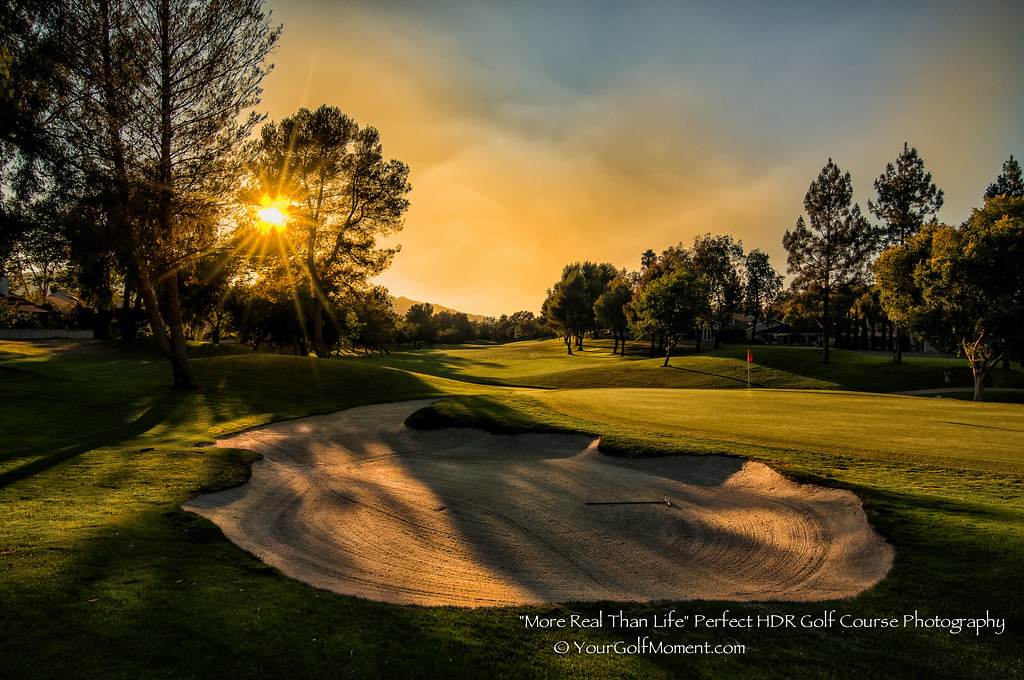3d Fall Wallpaper Perfect Hdr Golf Course Photography Worldwide 169 Yourgolfmo