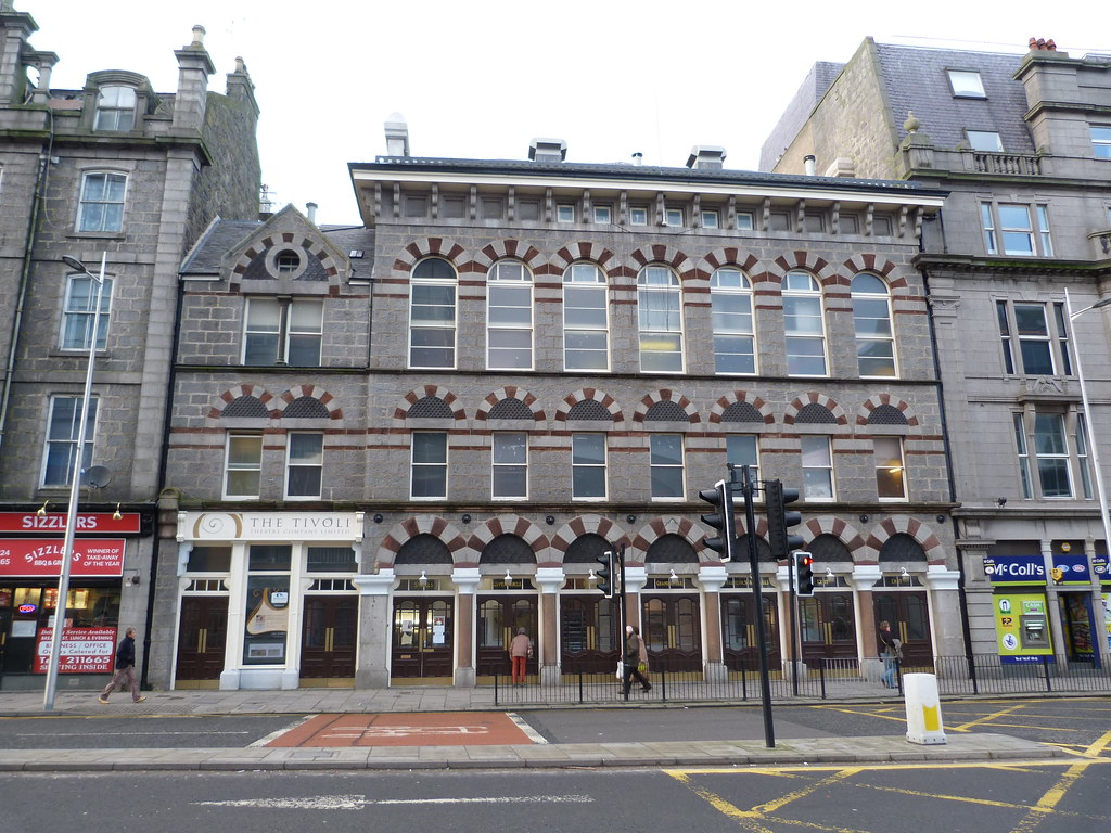 Tickets For Tivoli Theatre Aberdeen Tivoli Theatre Aberdeen 1 Royan Flickr