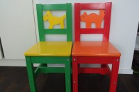 IKEA Kritter Chairs - CHF 18 - sold | Woomeixia | Flickr