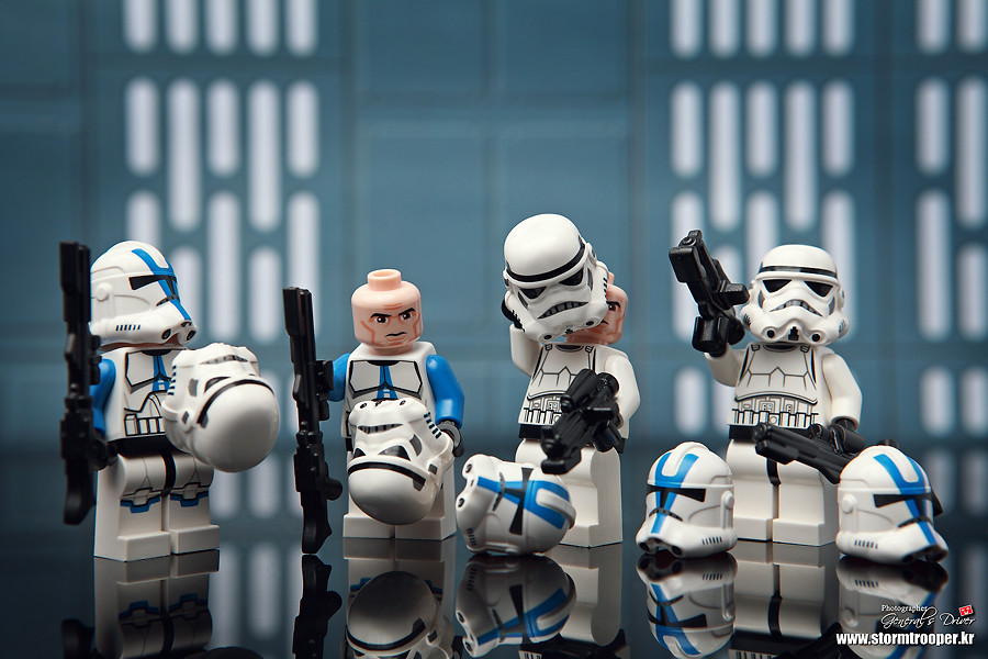 Cute Lego Stormtrooper Wallpaper The Birth Of 501 Stormtrooper 501st Legion Clone Trooper