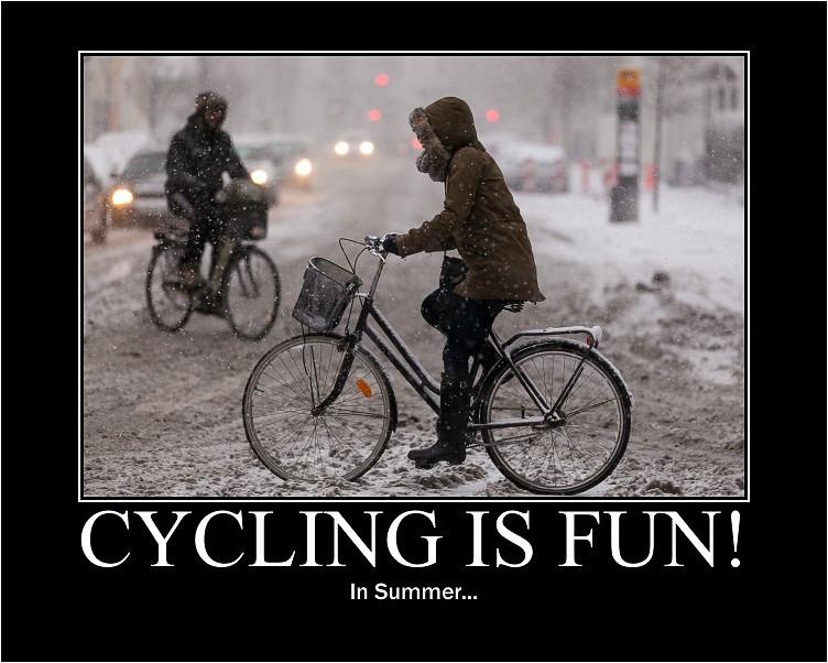 Fail Quotes Wallpaper Cycling Is Fun In Summer Copenhagen Bikehaven By Mel
