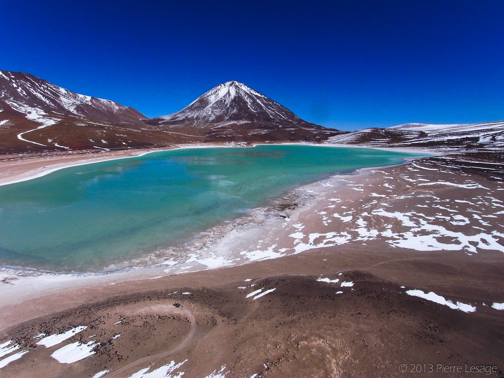 3d Wallpaper Kap Over Laguna Verde Bolivia Laguna Verde Licancabur
