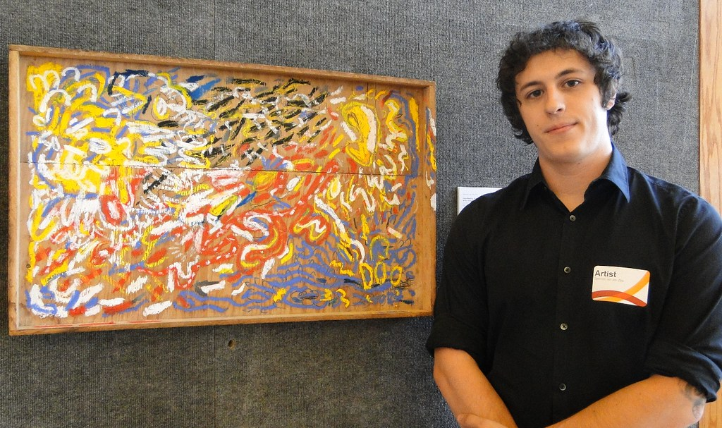 Entry7 Artist Spencer Van Der Zee And His Entry Quot Lava Meeting T