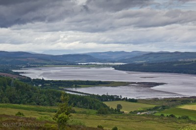 Struie Hill Viewpoint | Looking up the Dornoch Firth to Bona… | Flickr