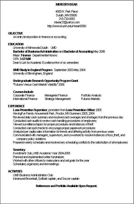 Executive Resume Samples onebuckresume resume layout resum\u2026 Flickr