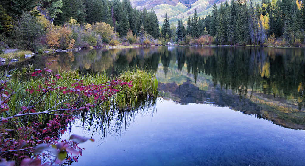 Paisajes Wallpapers Full Hd Lizard Lake This Pretty Lake Is Between Marble And