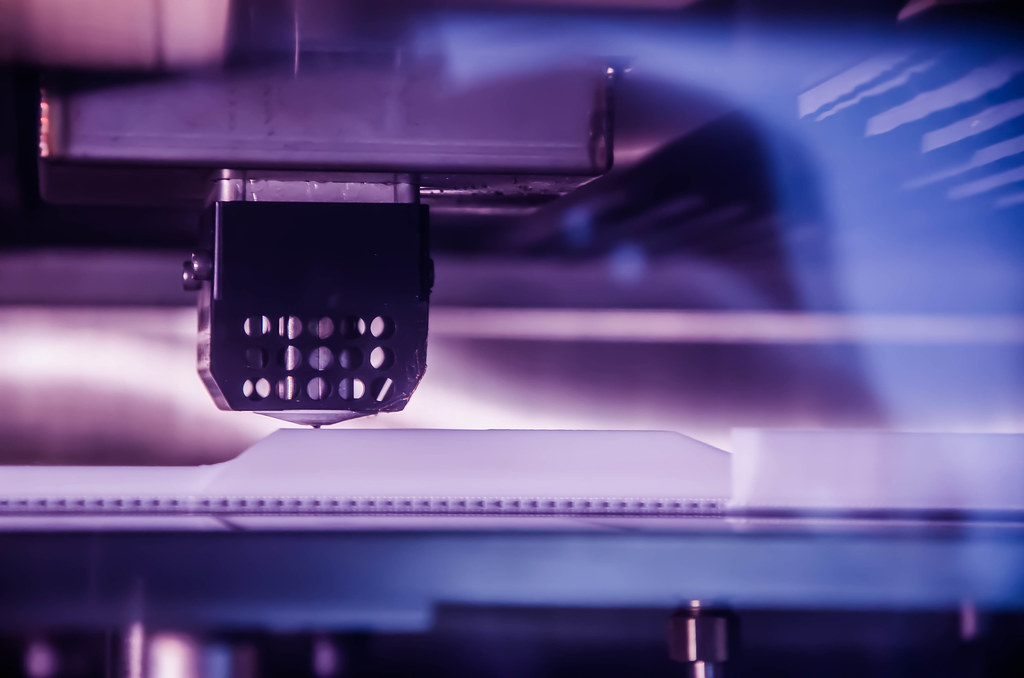 3d Wallpaper Printing Machine Army Researchers Use 3d Printers For Rapid Prototypes Flickr