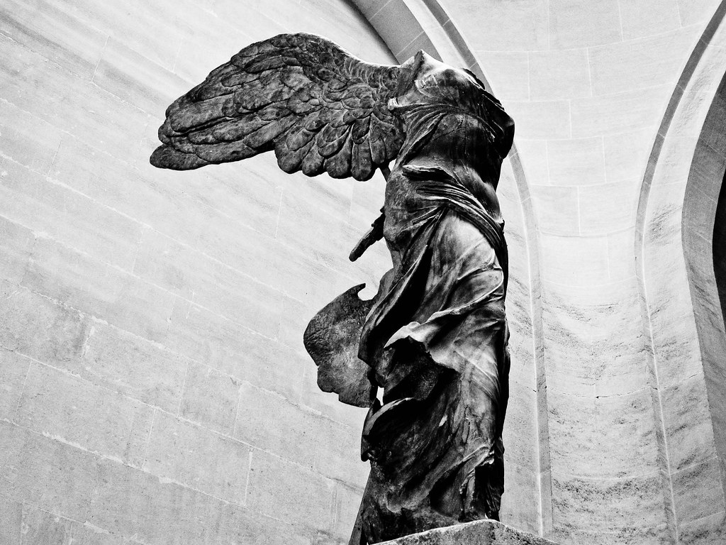 Nike Wallpaper 3d Nike Of Samothrace One Of My All Time Favorites