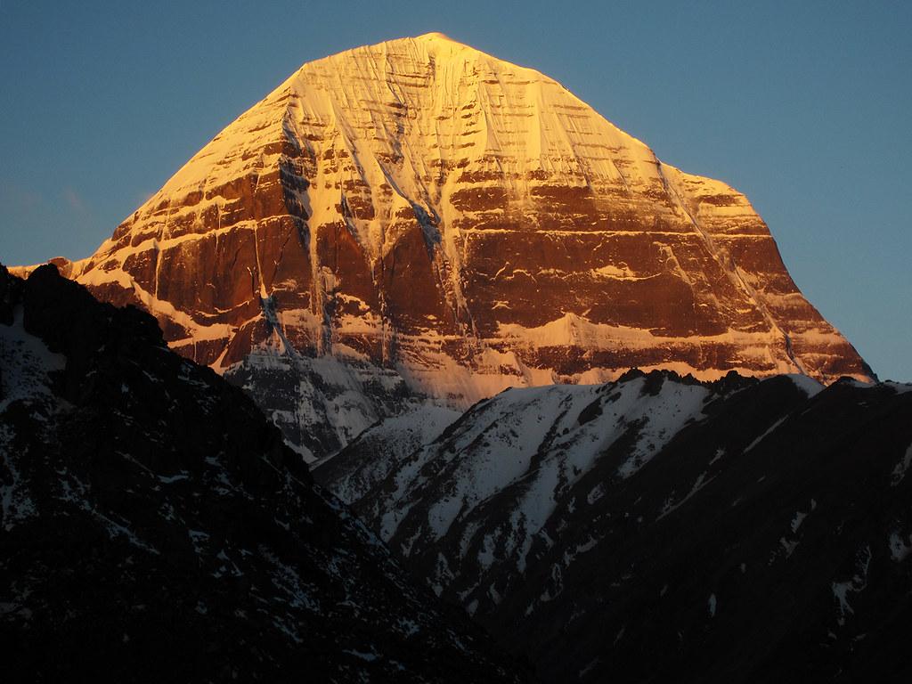 New 4k 3d Hd Wallpaper Kailash 6 638 M Sunrise Mount Kailash Kora Part Two