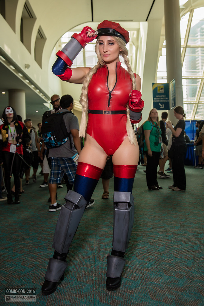 Camera Girl Wallpaper Comic Con 2016 Cosplay Holly Wolf San Diego Comic Con