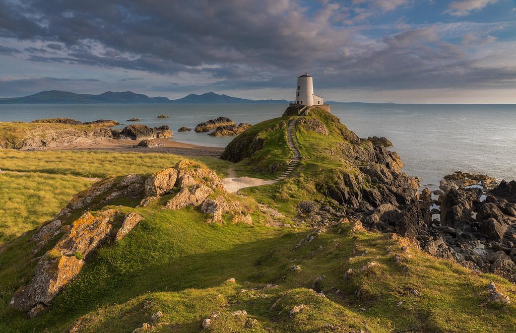 Some 3d Wallpapers Golden Llanddwyn Llanddwyn Island Anglesey Had The
