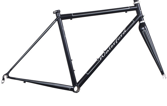 Waterford 14 Series Vision Frame In Black With White Box P