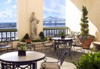 The Westin New Orleans Canal PlaceRiverbend Terrace Patio ...